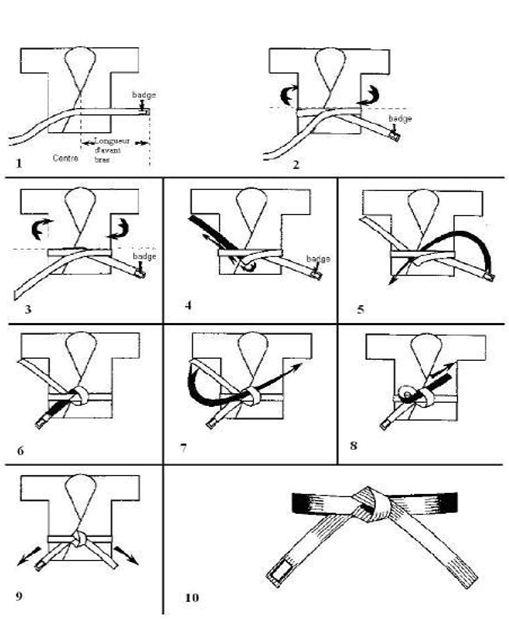 9d1b01016256 Un rétro pour le noeud ceinture judo Rose - art-sacre-14.fr